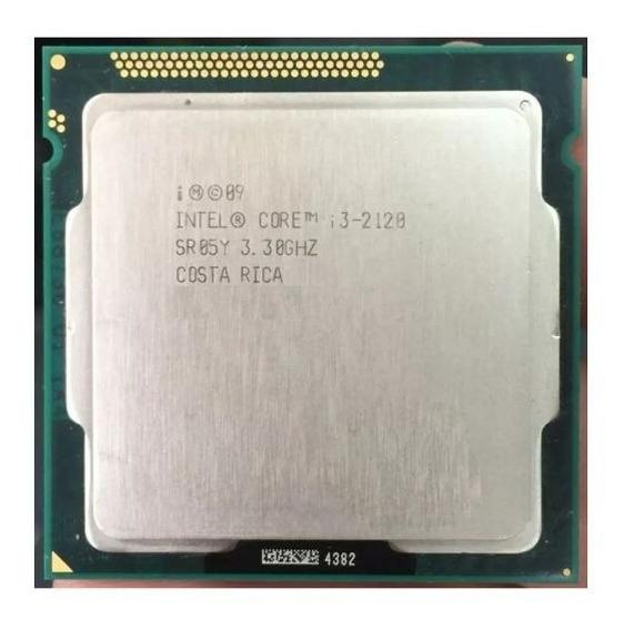 Processador Intel Core I3-2120 3.30 + 4gb Ddr3 1333
