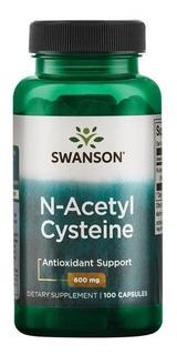 Swanson Nac N-acetil Cisteína Libro