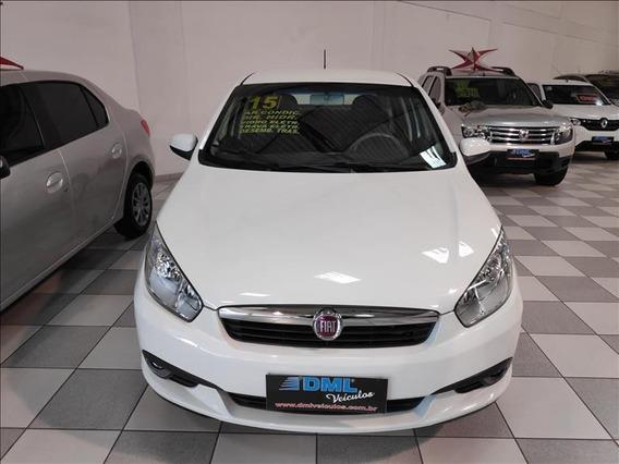 Fiat Grand Siena Fiat Grand Siena Attractive 1.4 2015 Branco
