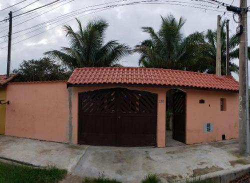 Casa Com Varanda Lado Praia No Gaivota Em Itanhaém -5337 Npc