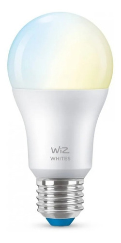 Lampara Led Bulbo Wiz Smart Wifi Blanco/calido 9w E27