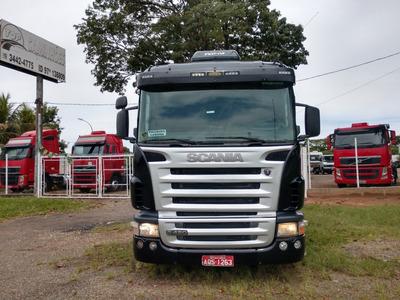 Scania Scania 124 G 420 6x4 2009