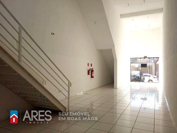 Salão Comercial Para Locação, Jardim Girassol, Americana. - Sl00137 - 33766090