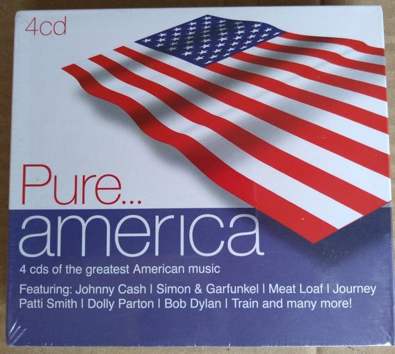 4 Cds Pure America