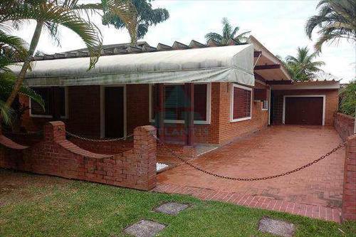 Casa Com 4 Dorms, Condomínio Lagoinha, Ubatuba, Cod: 843 - V843