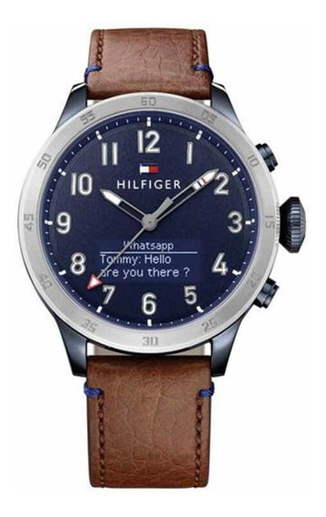 Reloj Smart Watch, Tommy Hilfiger Jackson Smart Original