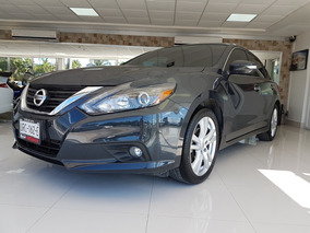 Nissan Altima 2.5 Advance Navi Cvt 2017