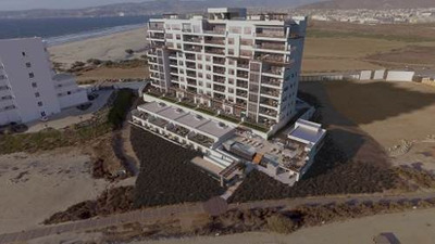 Penthouse En Venta En Pacifica Bay Ensenada, B.c.