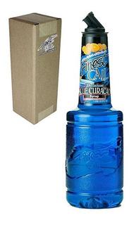 Más Fino De Llamadas Premium Blue Curacao Drink Mix, 1 Botel