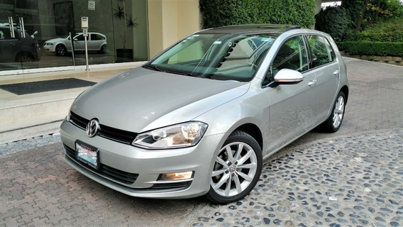 Vw Golf 1.4t Tsi Comfortline Sport Dsg Qc Piel 2016 At
