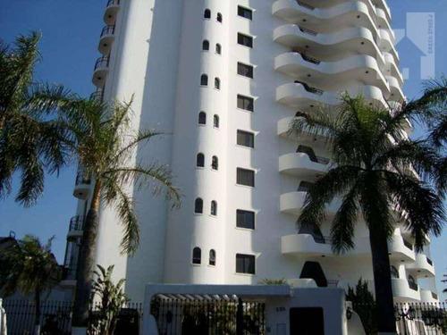 Apartamento Com 4 Dormitórios À Venda, 140 M² Bela Vista - Jundiaí/sp - Ap1715
