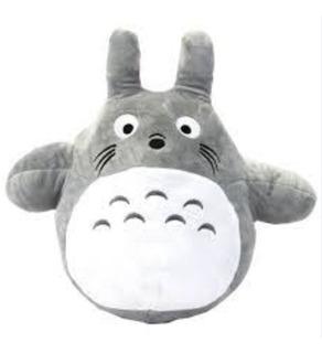 Peluche Totoro 60cm Gigante Excelente Unico!!