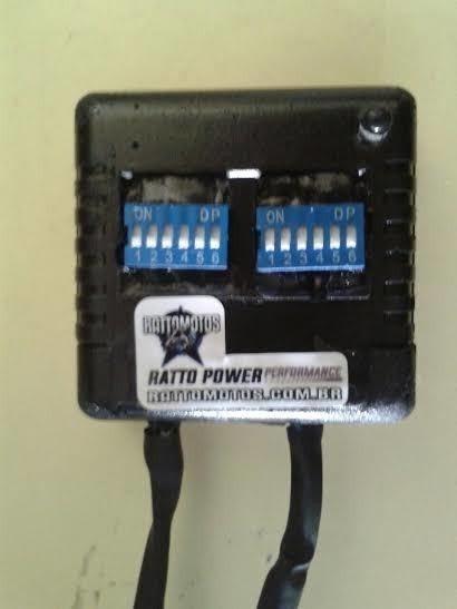 Módulo Potência Para Bandit Gsx650f