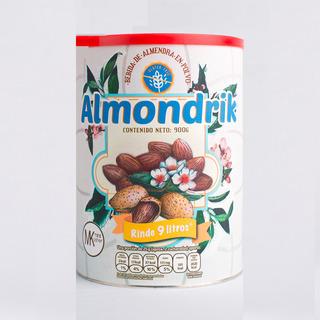 Almondrik 900 G Leche De Almendras En Polvo Rinde 9 Litros