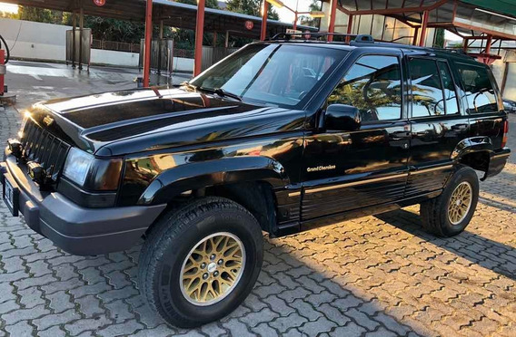 Jeep Grand Cherokee 4.0 Limited 1993