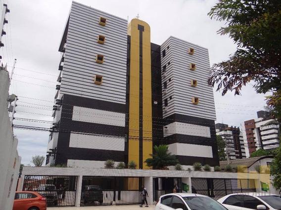 Apartamento Residencial À Venda, Farol, Maceió. - Ap0181