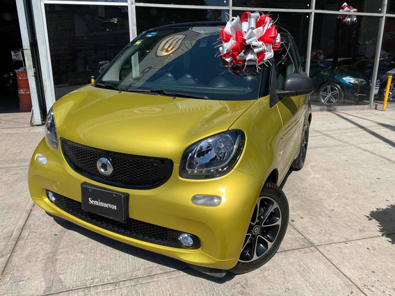 Smart Fortwo 8.9l Passion Turbo . At Mod. 2017