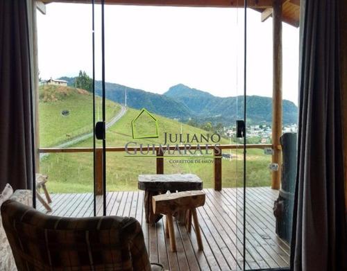 Imagem 1 de 30 de Linda Chácara Com Ótima Localização Medindo 2.14 Hectares, Bom Retiro, Residencial À Venda - Ch00015 - 31955957