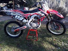 Honda Crf250 Usada + Acc