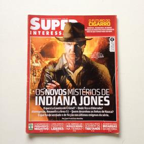 Super Interessante Os Novos Mistérios De Indiana Jones N°253