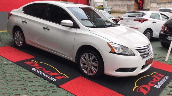 Nissan Sentra Sl 2.0 16v-cvt 4p 2014