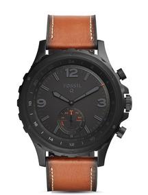ba29e66019de Mens Fossil Q Nate Reloj Inteligente Hybrid Reloj De.