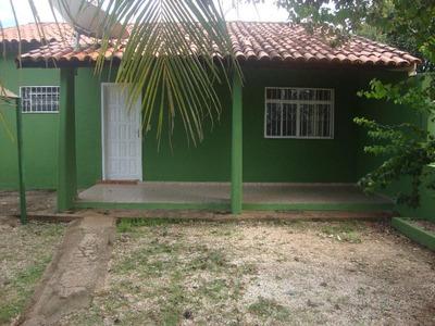 Casa Com 2 Quarto(s) No Bairro Jardim Universitario Ii Em Cuiabá - Mt - 02277