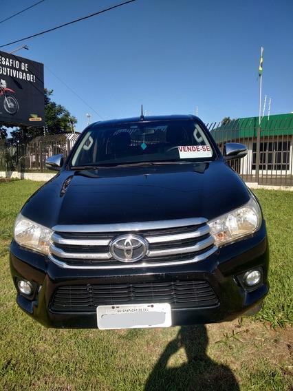 Toyota Hilux Srv 2.8 Turbo Diesel 4x4 Cd 15/16
