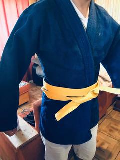 Judo-gi Azul