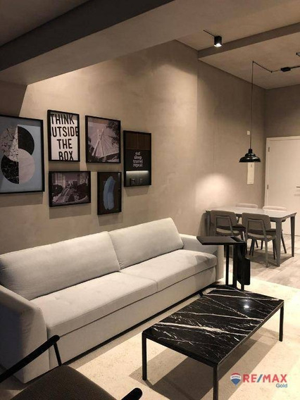 Apartamento À Venda, 48 M² Por R$ 1.100.000,00 - Itaim Bibi - São Paulo/sp - Ap33751