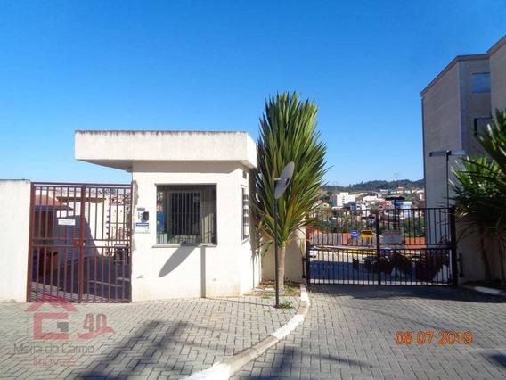 Apartamento Com 2 Dormitórios À Venda, 47 M² Por R$ 169.000,00 - Outeiro De Passárgada - Cotia/sp - Ap0746