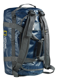 Bolso Travel Duffle 50 L. Azul - National Geographic