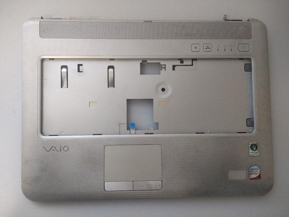 Carcaça Do Teclado + Touchpad Notebook Sony Vgn-ns
