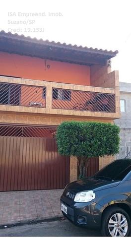 Casa Residencial Em Jardim Varan - Suzano, Sp - 2119