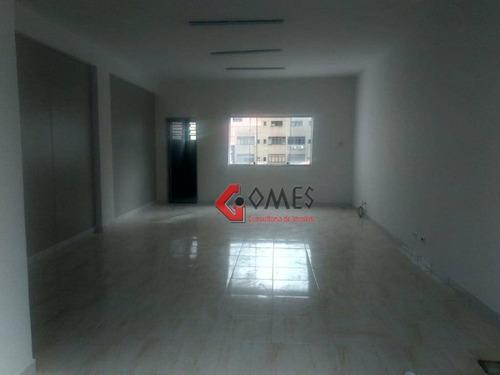 Imagem 1 de 10 de Sala Para Alugar, 60 M² Por R$ 1.700,00/mês - Jardim Do Mar - São Bernardo Do Campo/sp - Sa0018
