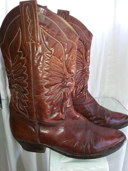 Botas Texanas Hombre Jr 41/42 Sin Caja