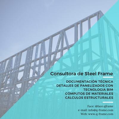 Consultora Para Obras De Steel Frame -