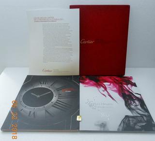 Catalogo Cartier Salon Intern. De La Haute Horlogerie 2013
