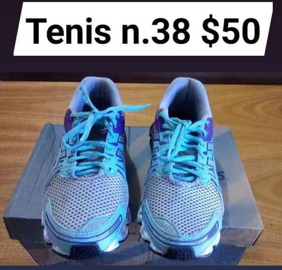 Tenis Asics 38 Semi Novo