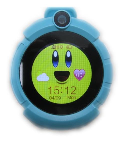 Gps Reloj Localizador Configurado Gps Wifi Touch Niño Smart