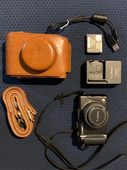 Câmera Fotográfica Panasonic Lumix Dmc-lx7