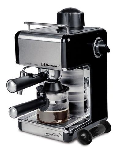 Imagen 1 de 3 de Cafetera Koblenz CKM-650 CKM-650 EIN automática gris expreso 120V