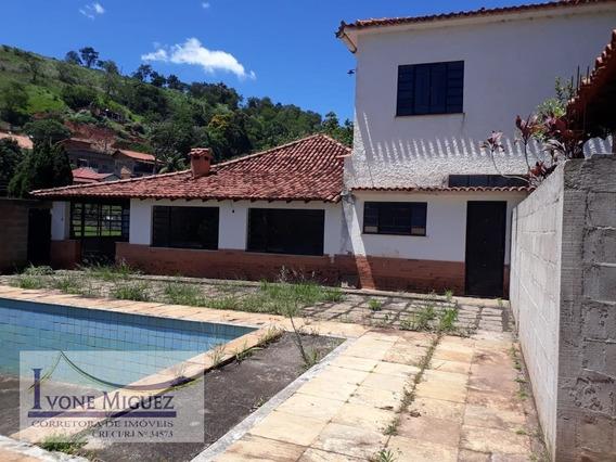 Casa 02 Pavimentos Em Mantiquira - Paty Do Alferes - 2865