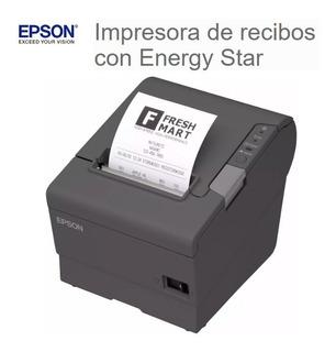 Impresora Tickeadora Comandera Termica Epson Tm-t88v Usb Y S
