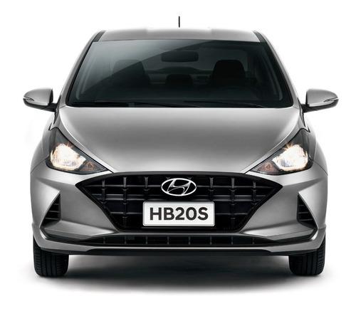 Imagem 1 de 9 de Hyundai Hb20s 1.0 Vision Flex 4p