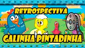 Álbum Digital Em Vídeo Galinha Pintadinha Envio Por Email