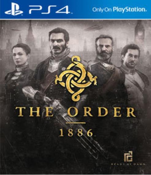 The Order Ps4 Cod**original**1