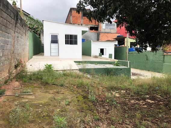 Terreno Com 742m Total De Área , 2 Casa Nova