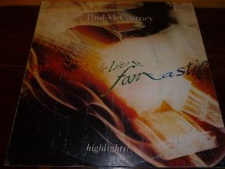 Lp Vinilo - Paul Mccartney - Tripping The Live Fantastic Lp