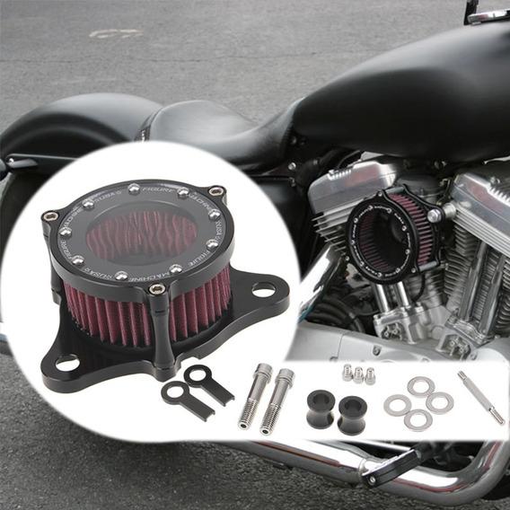 Filtro De Ar Esportivo Harley 883, Sportster Transparente